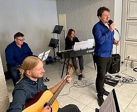 Eröffnung Außenstelle Kreismusikschule