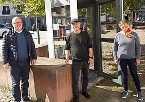 Schmökerzelle in Winnweiler